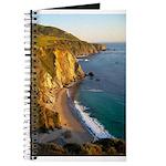 Journal - California coast sunset Journal