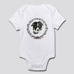 Border Collie Infant Creeper