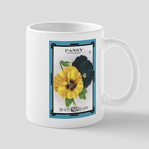 Pansy Mug