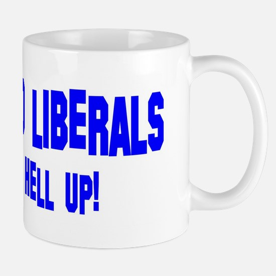 Hollywood Liberals Mug