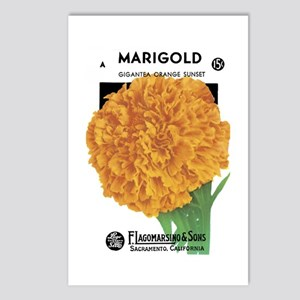 Marigold Postcards (Package of 8)
