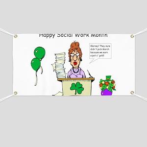 Social Work Month Desk2 Banner