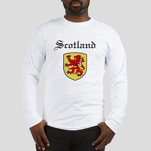 Scotland Long Sleeve T-Shirt