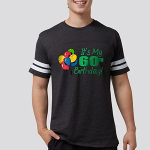 It's My 60th Birthday (Balloons) T-Shirt