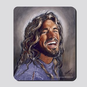"""LAUGHING JESUS, """"Joy to the World"""" Mouse"""