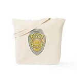Stockton Police Badge Tote Bag