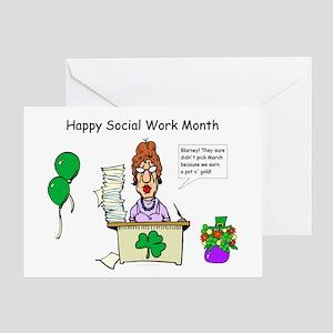 Social Work Month Desk2 Invitation