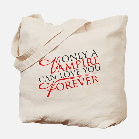 Only A Vampire Tote Bag
