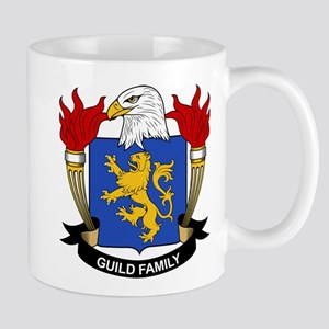 Guild Family Crest Mug
