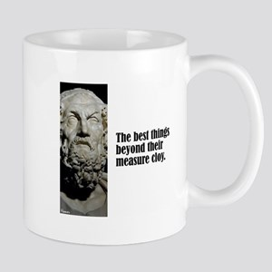 "Homer ""The Best Things"" Mug"