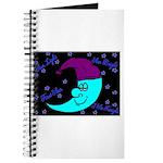 Sleepy Moonlight Journal