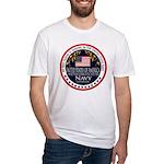 Navy Best Friend Fitted T-Shirt