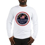 Navy Brother Long Sleeve T-Shirt