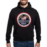Navy Brother Hoodie (dark)