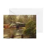 Mabry Mill Va Greeting Cards (Pk of 10)