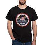 Navy Fiance Dark T-Shirt
