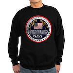 Navy Daughter Sweatshirt (dark)