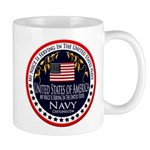 Navy Niece Mug