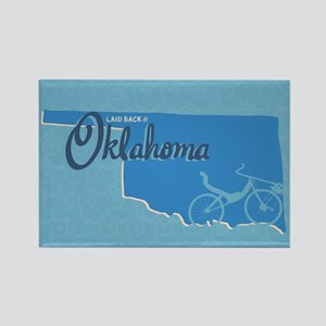 Recumbents are Laid Back in Oklahoma Magnets
