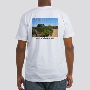 Old Point Loma Lighthouse, San Diego Fitted T-Shir