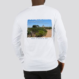 Old Point Loma Lighthouse, San Diego Long Sleeve T