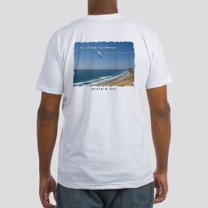 Torrey Pines, San Diego Fitted T-Shirt