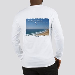 Torrey Pines, San Diego Long Sleeve T-Shirt