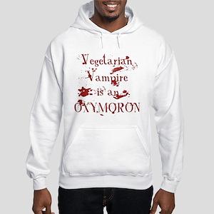 Vegetarian Vampire Sweatshirt