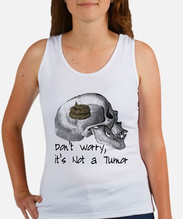 Funny X-ray, It's not a Tumor Women's Tank Top