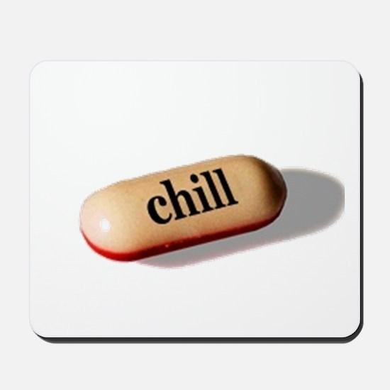 Chill Pill Mousepad