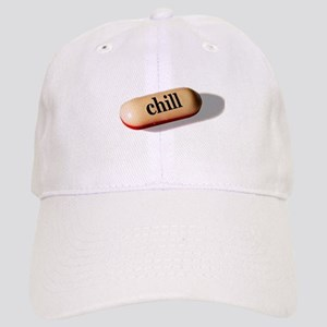 487113d3e49 Chill Pill Hats - CafePress