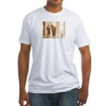 Harpist Phyllis Taylor Sparks, Fitted T-Shirt