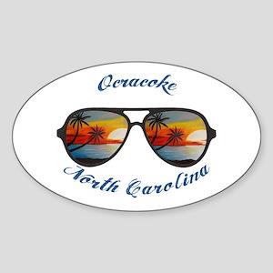 North Carolina - Ocracoke Sticker