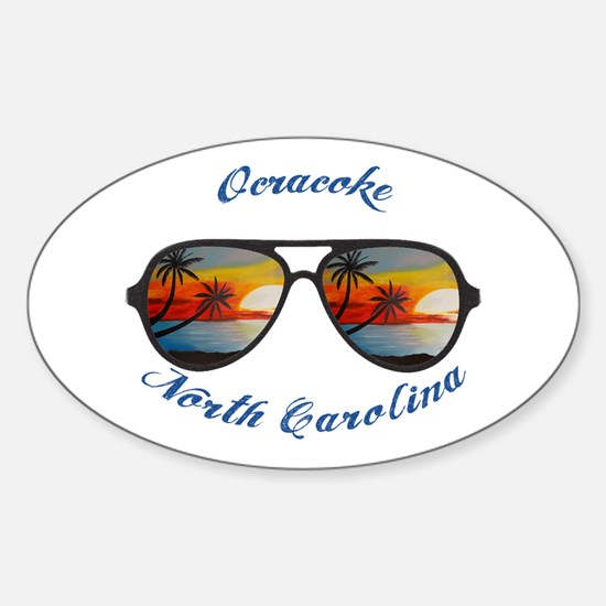 North Carolina - Ocracoke Decal