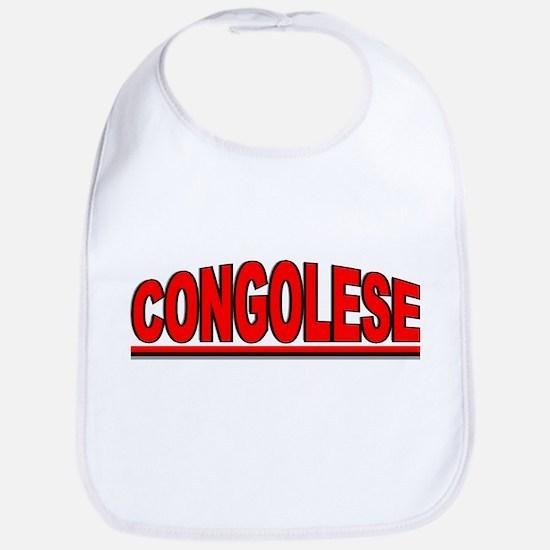 """Congolese"" Bib"