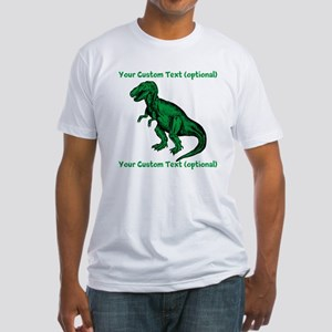 CUSTOM TEXT T-Rex T-Shirt