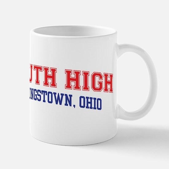 South High School Mug