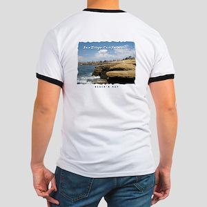 Sunset Cliffs, San Diego Ringer T