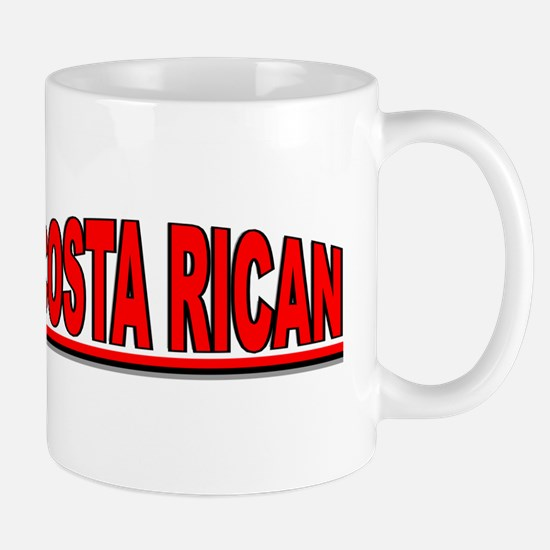 """Costa Rican"" Mug"