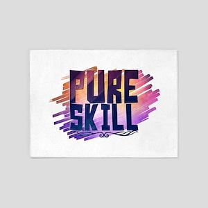 Pure skill 5'x7'Area Rug