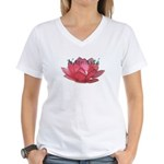 Namasté Women's V-Neck T-Shirt