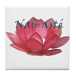 Namasté Tile Coaster