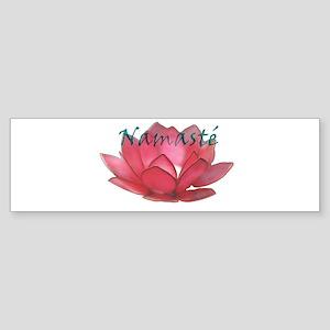 Namasté Bumper Sticker