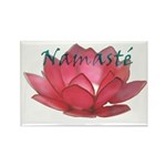 Namasté Rectangle Magnet (10 pack)