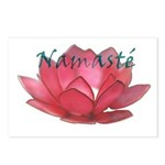 Namasté Postcards (Package of 8)