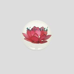 Namasté Mini Button