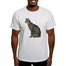 Savannah Cat Light T-Shirt