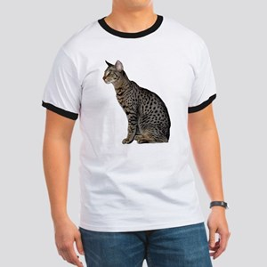 Savannah Cat Ringer T