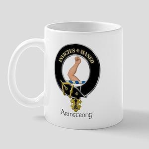 Armstrong naked arm Mug