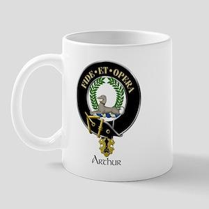 Arthur Clan Modern Mug